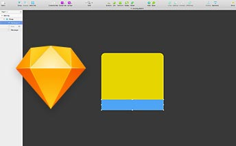 Resizing options in Sketch