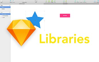 Sketch Libraries