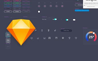 Using Sketch Cloud