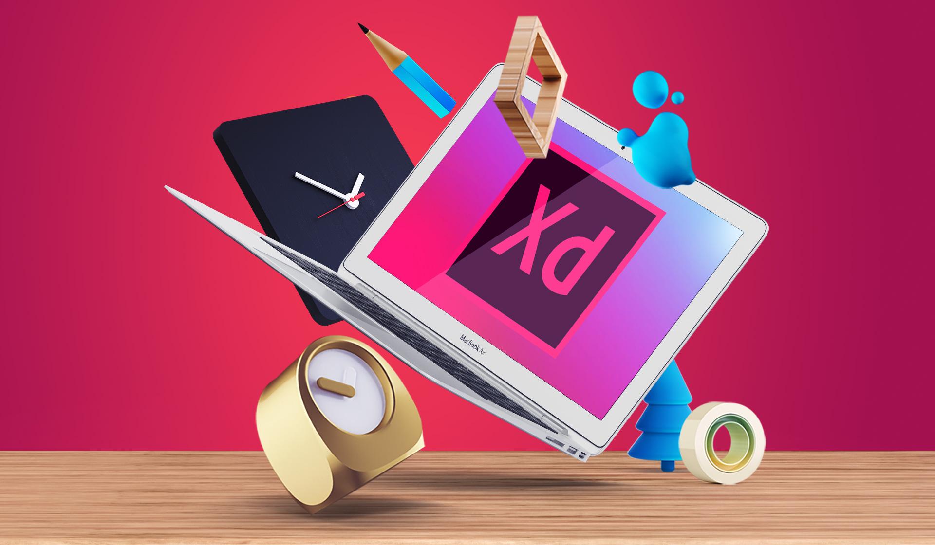 Adobe XD Course - learnux io